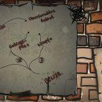 Karte des Dschungels / Routenoptionen